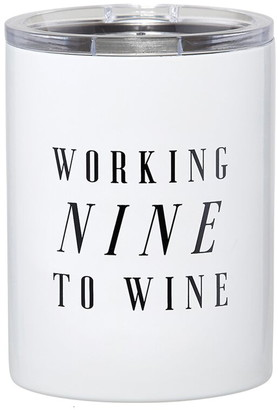 Creative Brands 12 oz. Tumbler - Nine To Wine
