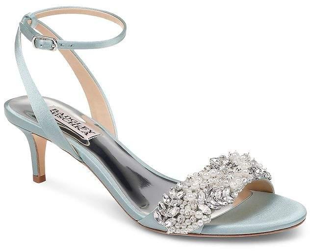 28d95bee00e4 Kitten Heel Women s Sandals - ShopStyle