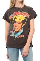 Madeworn Rock David Bowie Let's Dance Crew Tee