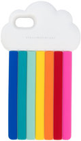 Stella McCartney rainbow iPhone 7 case - women - Silicone - One Size