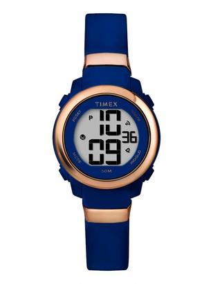 Timex Women's DGTL Women's Mini Digital 28 mm Resin Strap Watch TW5M29500