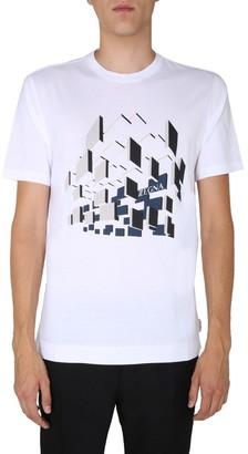 Ermenegildo Zegna Crew Neck T-Shirt