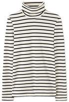 Petit Bateau Womens sailor-striped undersweater