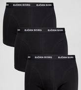 Bjorn Borg 3 Pack Trunks