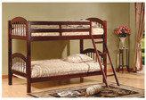 Nickelodeon InRoom Designs Arched Twin Bunk Bed