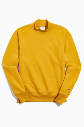 Champion UO Exclusive Reverse Weave Mock Neck Sweatshirt