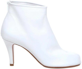 Maison Margiela Tabi Ankle Heel Boots