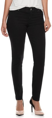 Juicy Couture Women's Flaunt It Seamless Midrise Skinny Jeans