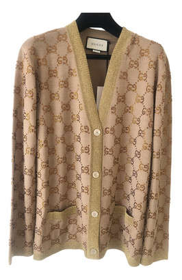 Gucci Gold Glitter Jackets