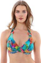 Freya NEW Under the Sea UW Banded Halter Bikini Top *Sizes D-FF*