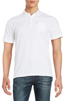 Ben Sherman Cotton Contrast Polo