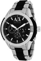 Giorgio Armani Exchange Classic Collection AX1214 Men's Analog Watch with Chronograph