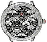 Michele Women's Swiss Quartz Stainless Steel Watch, Color:Silver-Toned (Model: MW21B01A1090)