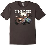 Disney Pixar Tow Mater GIT-R-DONE Graphic T-Shirt