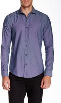 HUGO BOSS Ridley Long Sleeve Slim Fit Shirt