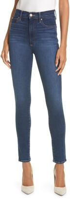 Alice + Olivia Jeans Good High Waist Skinny Jeans