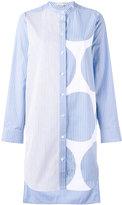 Stella McCartney printed tunic shirt - women - Cotton - 40