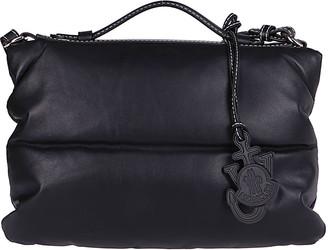 MONCLER GENIUS Black Technical Fabric Tote Bag