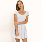 City Beach Mooloola Lana Pleat Dress