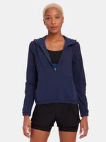 LNDR Commuter Half Zip Hooded Pullover