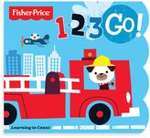 Fisher-Price 1-2-3 Go! Counting Book