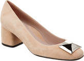Taryn Rose Collection Letizia Suede Pump