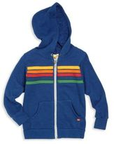 Aviator Nation Toddler's, Little Boy's & Boy's Stripe Applique Hoodie