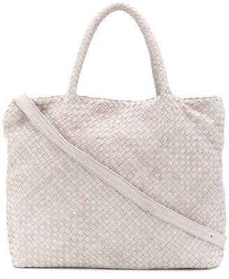 Officine Creative Oc Class 35 woven bag