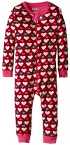 Hatley Lots Of Hearts Sleepy Romper (Infant)
