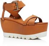 See by Chloe Tiny Wedge Platform Sandals