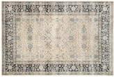 "One Kings Lane 2'2""x8' Portola Rug - Ivory/Navy - 5'1""x7'7"""