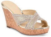 GUESS Eleonorae Wedge Sandal