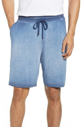 Daniel Buchler Washed Modal Blend Lounge Shorts