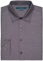 Perry Ellis Non-Iron Iridescent Motif Shirt