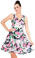 Betsey Johnson Blooming Roses Dress