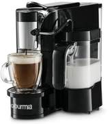 Gourmia® 1-Touch Automatic Espresso and Cappuccino Machine in Black