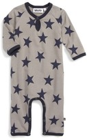 Molo Infant Boy's Fleming Print Romper