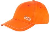 Hugo Boss Boss Green Basic Cap, Open Orange