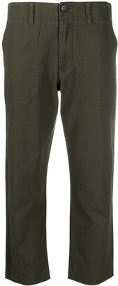 Zadig & Voltaire Straight-Leg Cargo Trousers