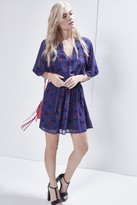 Rebecca Minkoff Shadow Mini Dress