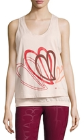 adidas by Stella McCartney Crewneck Graphic Tank