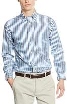 Brooks Brothers Men's 100047200_Azzurro Casual Shirts,(Manufacturer Size:X-Large)