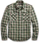 Ralph Lauren Matlock Plaid Cotton Workshirt