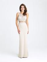 Madison James - 16-314 Dress in Khaki