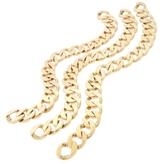 Trio of Chain Bracelets