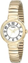 Timex Women's Classic T2N978 Stainless-Steel Analog Quartz Watch