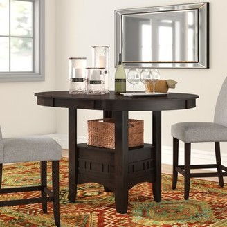 Three Posts Dalary Counter Height Extendable Dining Table
