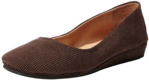 French Sole Women's Zeppa Topazio Flat