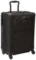Tumi Alpha 2 - Continental Expandable 4 Wheeled Carry-On Carry on Luggage