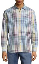 Tommy Bahama Rum Island Cotton Casual Button-Down Shirt